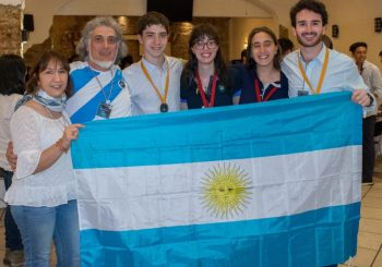 Orgullo Argentino en la undécima edición de la Olimpíada Latinoamericana de Astronomía y Astronaútica (XI OLAA)