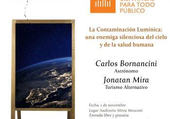 Novena conferencia científica para todo público