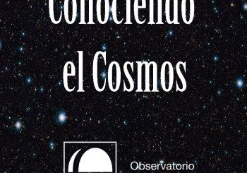 Comienza un nuevo curso: Conociendo el Cosmos