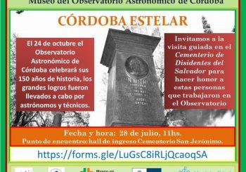 Homenaje a los pioneros: visita guiada por el cementerio de los disidentes